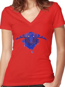 DOTA 2 - Rogue Women's Fitted V-Neck T-Shirt
