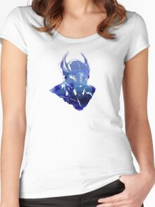 DOTA 2 - Nightstalker Women's Fitted Scoop T-Shirt