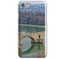 Le Pont d'Avignon iPhone Case/Skin