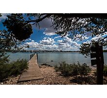 Marine Landscape Photographic Print