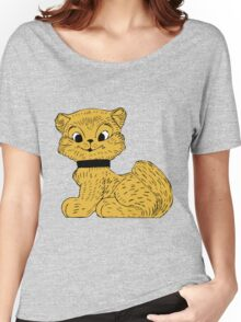 Cat clip art Women's Relaxed Fit T-Shirt