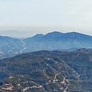 Panoramic view from Montserrat  by Stephen Frost