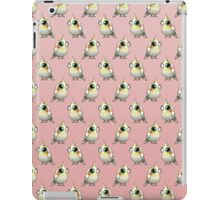Cute Fat Cockatiel iPad Case/Skin