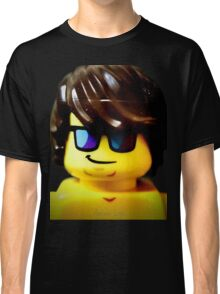 The Lego Lifeguard is always looking out Classic T-Shirt