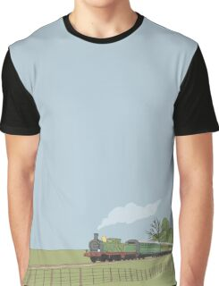 Bluebell Railway Graphic T-Shirt