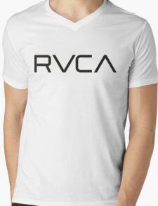 RVCA Mens V-Neck T-Shirt