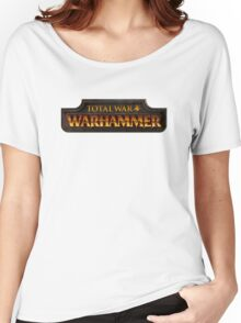 Total War: Warhammer Women's Relaxed Fit T-Shirt