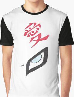 gaara Graphic T-Shirt