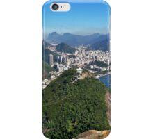 Beautiful Rio de Janeiro mountains iPhone Case/Skin