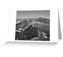 Beautiful Rio de Janeiro Greeting Card