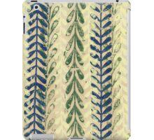 Vine Pattern - Nature iPad Case/Skin