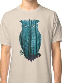 forrest owl Classic T-Shirt