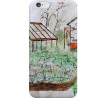 Watercolour Garden iPhone Case/Skin