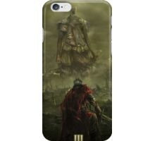 And the Unkindled Will Rise  iPhone Case/Skin
