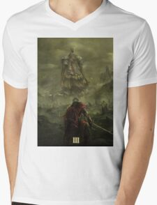 And the Unkindled Will Rise  Mens V-Neck T-Shirt