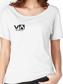 RVCA Women's Relaxed Fit T-Shirt