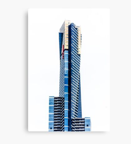 Eureka Tower by Gaye G Canvas Print