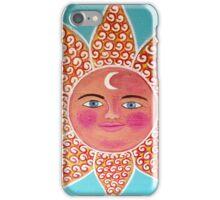 Funky Sun iPhone Case/Skin