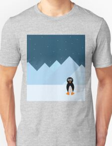 Penguin in the South pole T-Shirt