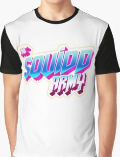 SQUID ARMY  Graphic T-Shirt