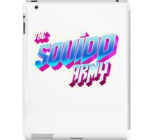 SQUID ARMY  iPad Case/Skin