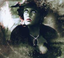 Zelena, the Wicked Witch Sticker