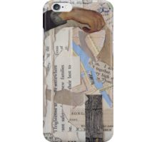 The Hand That Texts iPhone Case/Skin