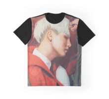 Watermelon Yoongi Graphic T-Shirt