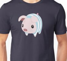 Poogie Piggie Monster Hunter Print Pj Pajama Unisex T-Shirt