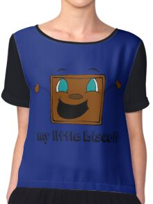 My Little Biscuit   Tiny Box Tim   Markiplier   *NEW INCLUDED* Women's Chiffon Top