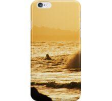 Sundown at The Pass iPhone Case/Skin