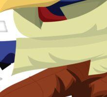 Falco - Super Smash Brothers Melee Nintendo Sticker