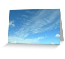 Skyscape! Greeting Card