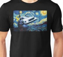 Back to the Starry Night Unisex T-Shirt