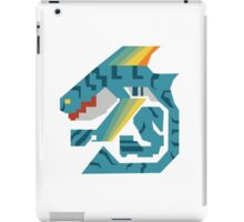 Zamtrios Monster Hunter Print iPad Case/Skin