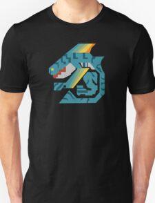 Zamtrios Monster Hunter Print Unisex T-Shirt