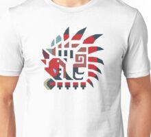 Rathalos Monster Hunter Symbol Design Unisex T-Shirt