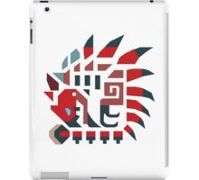 Rathalos Monster Hunter Symbol Design iPad Case/Skin