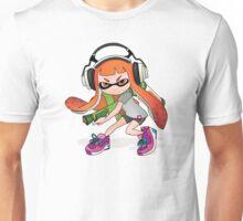 Splatoon Squid kid Nintendo Print Unisex T-Shirt