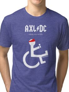 Funny AXL/DC Leipzig Tri-blend T-Shirt