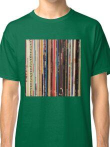 Vinyl Records Indie Rock  Classic T-Shirt