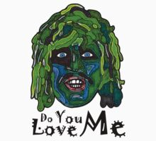 Old Gregg - Mighty Boosh - Do You Love Me? One Piece - Long Sleeve