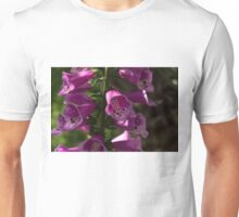 The Splendor of Foxgloves Unisex T-Shirt