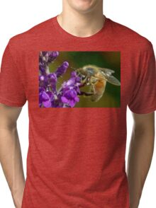 Busy Bee at work................ Tri-blend T-Shirt