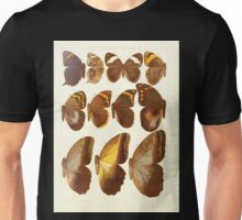 The Macrolepidoptera of the world a systematic account of all the known Butterflies Moths Adalbert Seitz V1 V3 1906 151 Opoptera Caligo Unisex T-Shirt