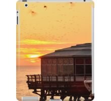 Invasion of the Starlings iPad Case/Skin