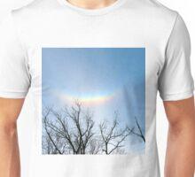 Circumhorizontal Arc Unisex T-Shirt