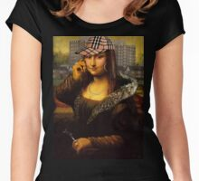 Chava Lisa Women's Fitted Scoop T-Shirt
