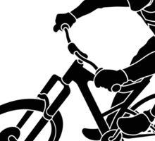 Mens Mountainbiking Sticker