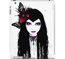 Gothic Faerie iPad Case/Skin